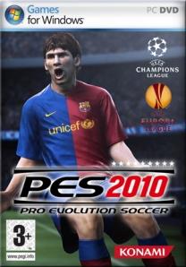 PES 2010 SUPER HIGHLY COMPRESSED - 20MB